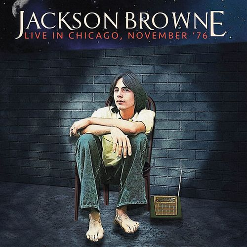 Jackson Browne Live In Chicago November 76 Vinyl Lp