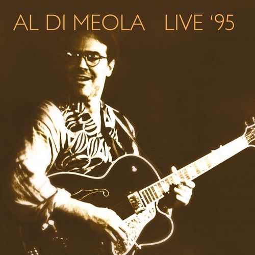 Al Di Meola Live 95 Cd Amoeba Music