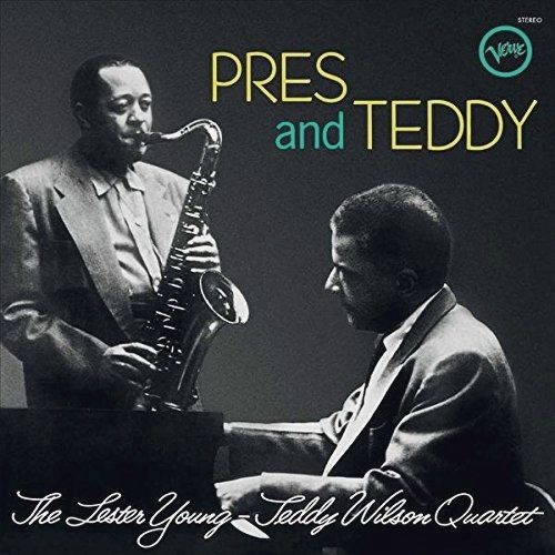 Lester Young Teddy Wilson Pres And Teddy Vinyl Lp