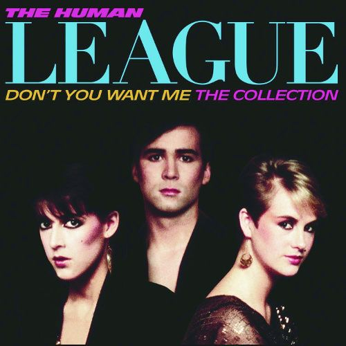 The Human League Don T You Want Me The Collection Cd