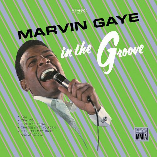 Marvin Gaye In The Groove Vinyl Lp Amoeba Music