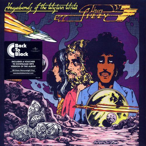 Thin Lizzy Vagabonds Of The Western World 180 Gram