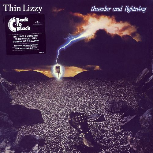 Thin Lizzy Thunder And Lightning 180 Gram Vinyl Vinyl