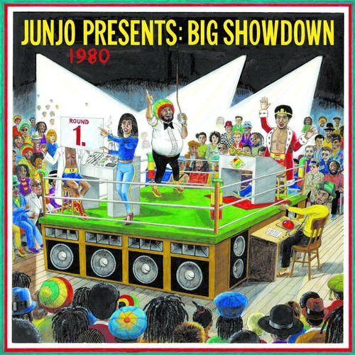Henry Quot Junjo Quot Lawes Junjo Presents Big Showdown Vinyl