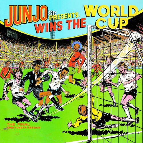 Various Artists Junjo Presents Wins The World Cup