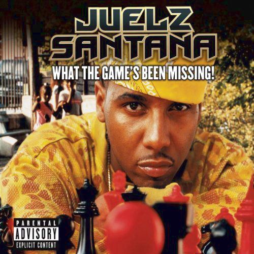 Juelz Santana What The Game S Been Missing Cd