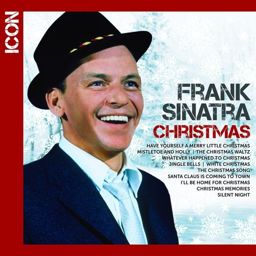 Frank Sinatra Icon Christmas Cd Amoeba Music