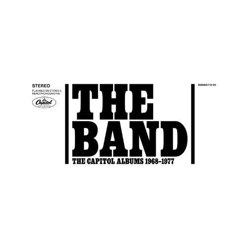 The Band The Capitol Albums 1968 1977 Vinyl Lp