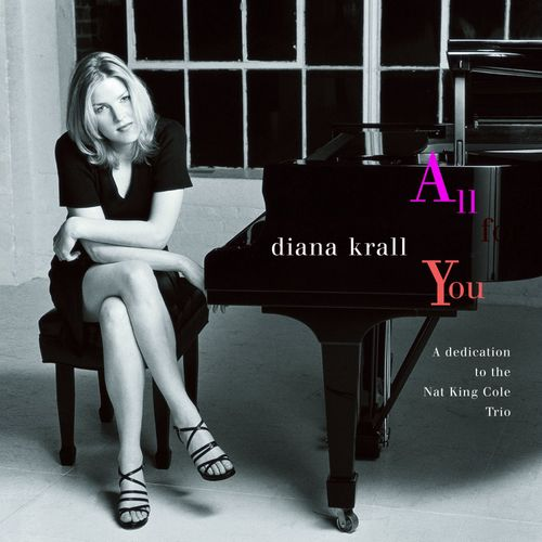 Diana Krall All For You 180 Gram Vinyl Vinyl Lp