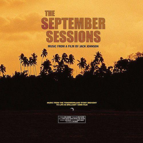 Jack Johnson September Sessions Ost Vinyl Lp