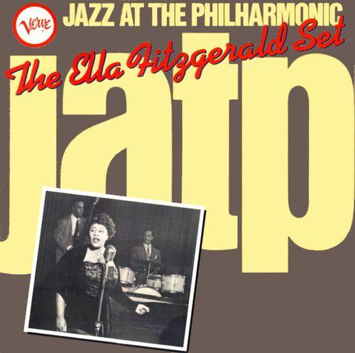 Ella Fitzgerald Jazz At The Philharmonic The Ella