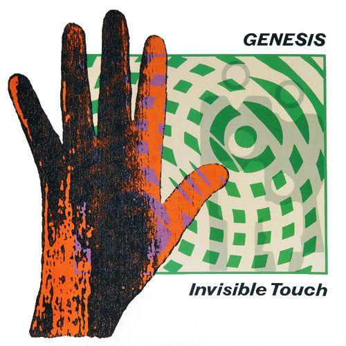 Genesis Invisible Touch Vinyl Lp Amoeba Music