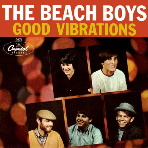 The Beach Boys Good Vibrations 50th Anniversary Edition