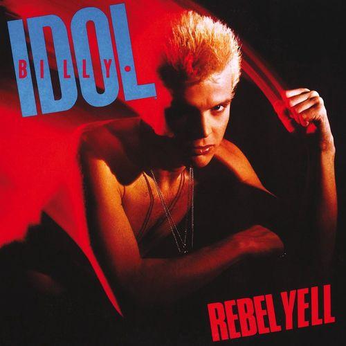 Billy Idol Rebel Yell 180 Gram Vinyl Vinyl Lp
