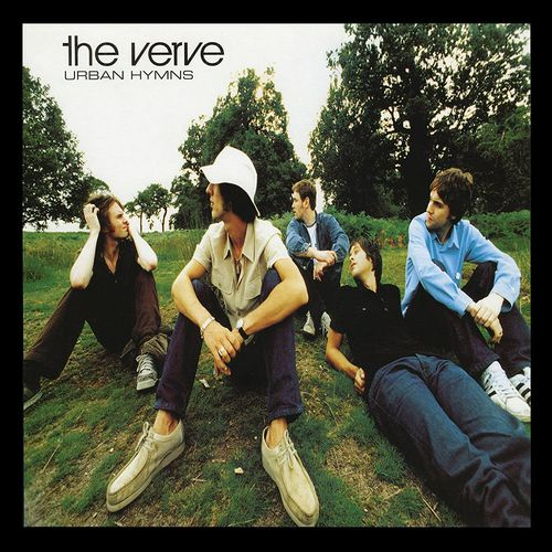 The Verve Urban Hymns Cd Amoeba Music