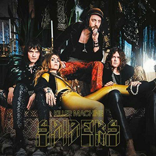 Spiders Killer Machine Cd Amoeba Music