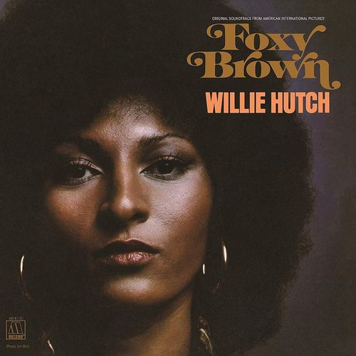 Willie Hutch Foxy Brown Ost Vinyl Lp Amoeba Music