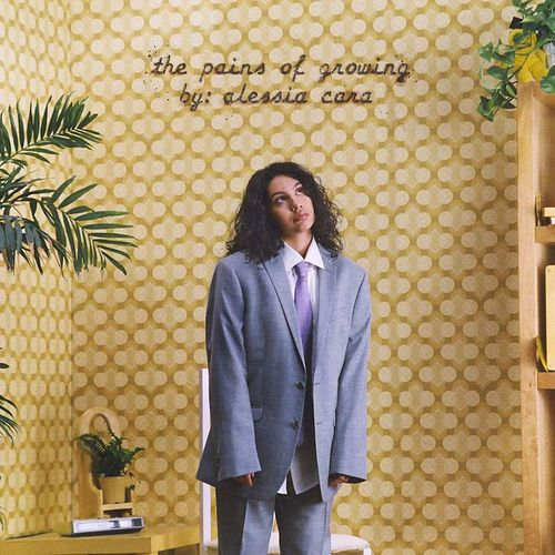 Alessia Cara The Pains Of Growing Cd Amoeba Music