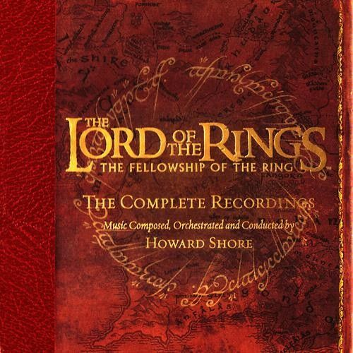 Howard Shore The Lord Of The Rings The Fellowship Of