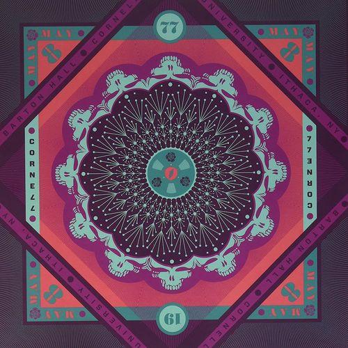 Grateful Dead Cornell 5 8 77 Box Set Vinyl Lp