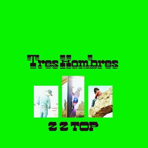 Zz Top Tres Hombres Green Vinyl Vinyl Lp Amoeba Music