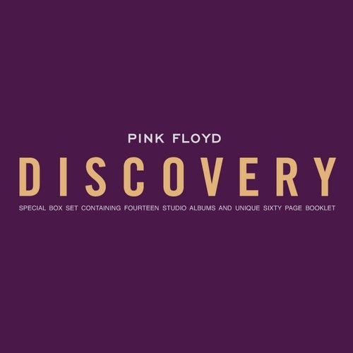 Pink Floyd Discovery Box Set Cd Amoeba Music