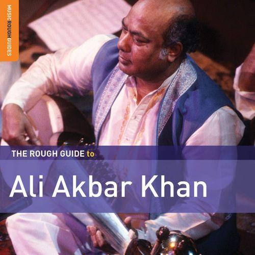 Ali Akbar Khan The Rough Guide To Ali Akbar Khan Cd