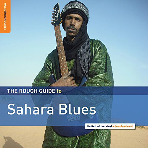 Various Artists The Rough Guide To Sahara Blues Vinyl