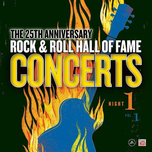 various artists the 25th anniversary rock roll hall of fame concerts night 1 vol 1 vinyl. Black Bedroom Furniture Sets. Home Design Ideas