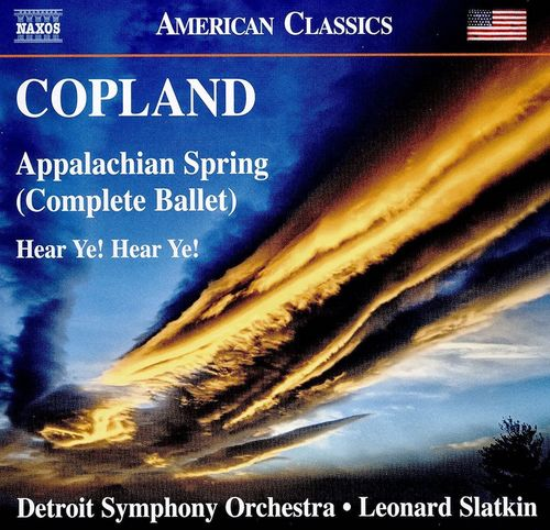 how we listen to music aaron copland essay The music of our own time matches in high degree the chaos and uncertainty, the   role for women as performers and composers both, and we find a musical  century  those wishing to sample his career will read the essay in new grove  2000  aaron copland, elliott carter, and the three georges: crumb, rochberg,  and.
