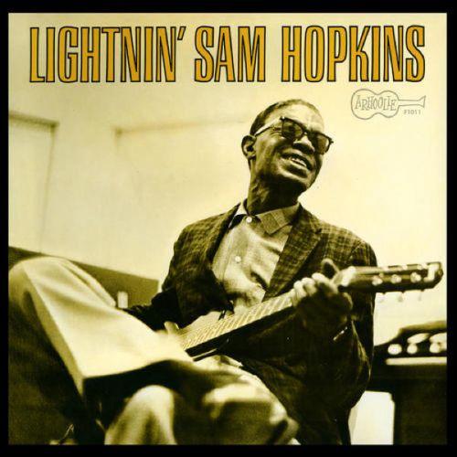 Lightnin Hopkins Lightnin Sam Hopkins Vinyl Lp