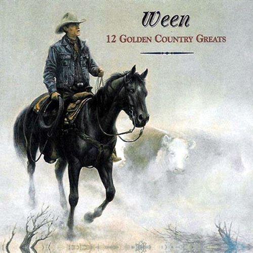 Ween 12 Golden Country Greats Colored Vinyl Vinyl Lp