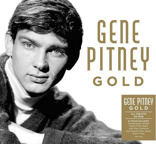 Gene Pitney Gold Cd Amoeba Music