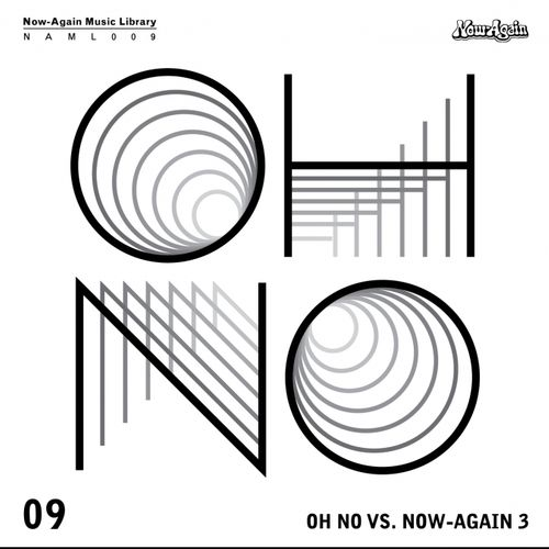 oh no - oh no vs  now-again 3  cd