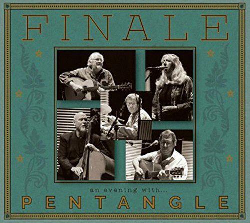 Pentangle Finale An Evening With Pentangle Cd