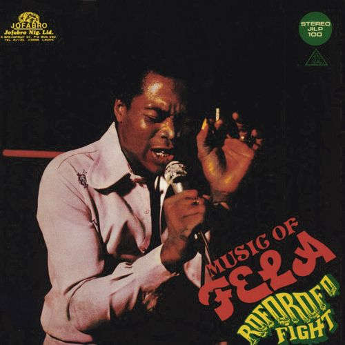 Fela Kuti Roforofo Fight Vinyl Lp Amoeba Music