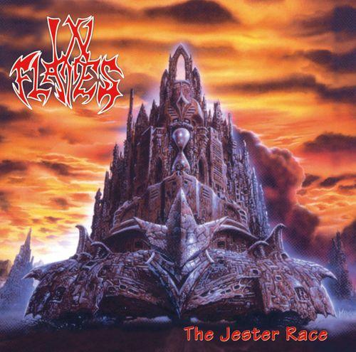 In Flames The Jester Race Vinyl Lp Amoeba Music