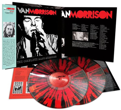 Van Morrison The Complete Bang Sessions Vinyl Lp