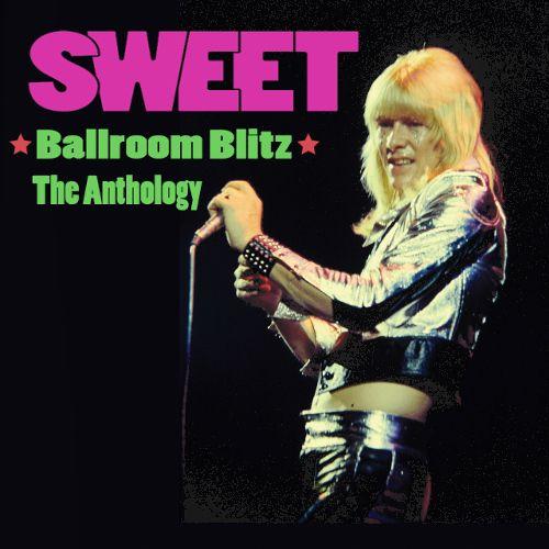 The Sweet Ballroom Blitz The Anthology Cd Amoeba Music