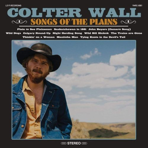 Colter Wall Songs Of The Plains Cd Amoeba Music