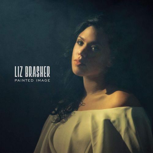 Liz Brasher Painted Image Vinyl Lp Amoeba Music