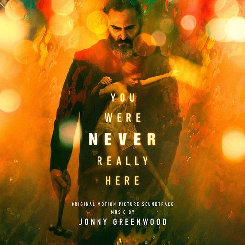 Jonny Greenwood You Were Never Really Here Ost Cd
