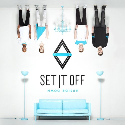 Set It Off Upside Down Cd Amoeba Music
