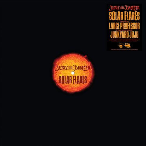 Jeru The Damaja Solar Flares Vinyl 12 Quot Amoeba Music