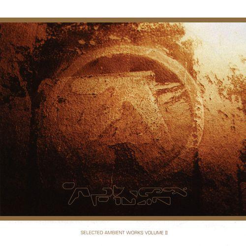 Aphex Twin Selected Ambient Works Vol Ii Cd Amoeba