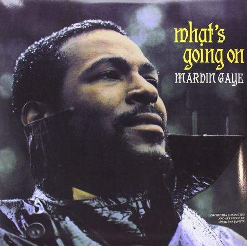 Marvin Gaye What S Going On Vinyl Lp Amoeba Music