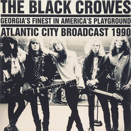 The Black Crowes Georgia S Finest In America S