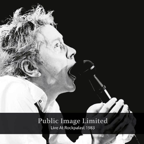 public image limited live at rockpalast 1983 vinyl lp