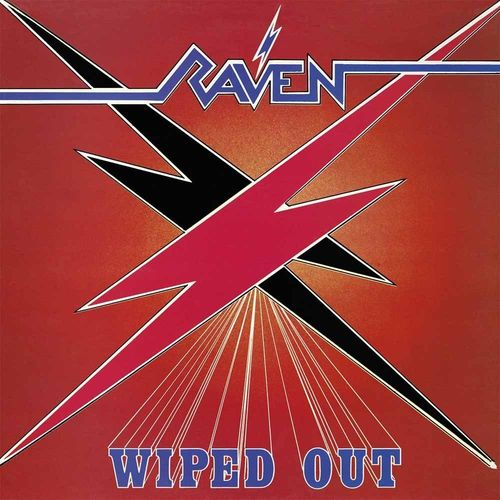 Raven Wiped Out Bonus Tracks Vinyl Lp Amoeba Music