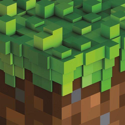 C418 Minecraft Volume Alpha Ost Holographic Jacket